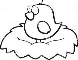 鳥の巣 イラストレーションのベクターアート素材や画像を多数ご用意