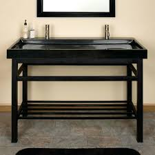 Bathroom Sink ~ Bathroom Sink Legs Table Drain Console With Metal ...