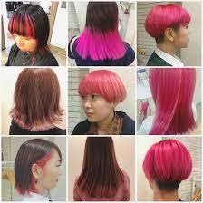 ピンク系カラー 柔らかい透明感のあるピンクから ビビッドなピンク