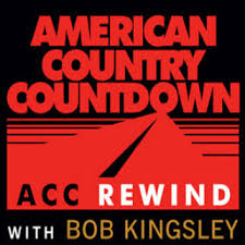 Bob Kingsley Country Top 40 Chart Ct40 Country Top 40