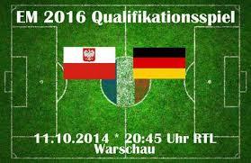 European Qualifiers Polen Gegen Deutschland Fußball Zitate