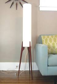 mid century lamps image of teak tripod leg modern floor lamp nz