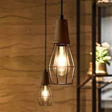 modern industrial mini pendant lights 1