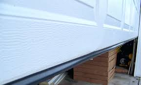 garage door side seal replacement garage door ideas