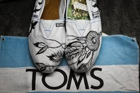Dream Catcher Toms thebombdotcom's save of BreakFree Designs on TOMS White Canvas 51