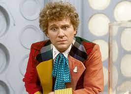 DOCTOR WHO - Which are the best COLIN BAKER stories? - Warped Factor -  Words in the Key of Geek.