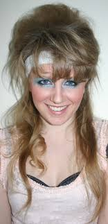 80s hair and makeup 80s style hair and makeup hair and make up larissa jo ann grace