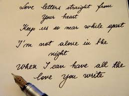 Letter To Your Girlfriend Write Your Girlfriend Boyfriend A Love Letter By Dionysusgal