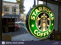starbucks store sign. Unique Sign Aug 25 2003  Orange CA USA Starbucks Sign Hanging In The In Store Sign R