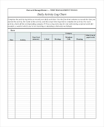 Weekly Reading Log Template 3Rd Grade Daily Activity Free Excel Work ...