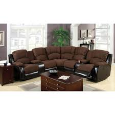 Transitional Style Living Room Furniture Venetian Worldwide Wolcott Reclining Sectional Home Furniture