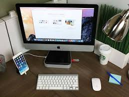 Apple Thunderbolt Display Weight Without Stand ExoHub Monitor Stand with USB Hub Works with iMac and Thunderbolt 36
