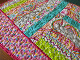 Modern Cozy: Jelly Roll Baby Quilt & I used flannel which I do pre-wash before using - it shrinks way more than  the quilting cottons. It was a tight fit on the WOF sides after washing but  it ... Adamdwight.com