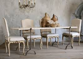 eloquence collection dining coffee tables eloquence st remy tressel table in pickled white cote haven interiors