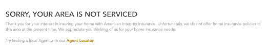 american integrity insurance reviews