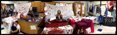 School Haunted House Ideas