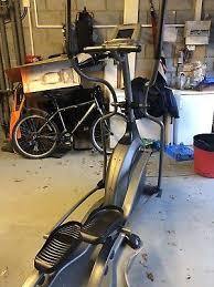elliptical cross trainer vision fitness x6100
