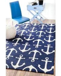 outdoor nautical rugs indoor outdoor novelty nautical anchors area rug 8 x from coastal outdoor outdoor nautical rugs