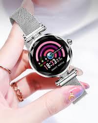 <b>Missgoal Fashion Smart Watch</b> H1 Lady Women Smart Bracelet ...