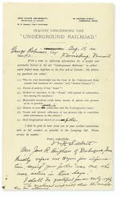 the evolution of an underground railroad historic site museum 4 essay questionaire
