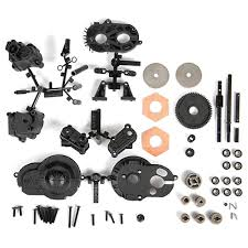 Axial Scx10 Gearing Chart Axial Scx10ii Transmission Set Complete
