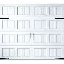 9 Foot Garage Door Epic Repair On Genie Doorchamberlain Opener ...