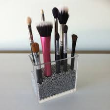 brush holder beads. make-up brush holder (3) beads d