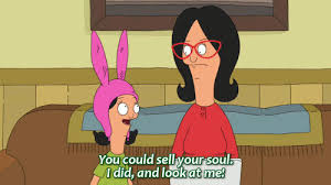 Bobs Burgers Quotes Gorgeous The 48 Most Relatable Louise Belcher Quotes