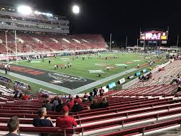 Sam Boyd Stadium Section 113 Rateyourseats Com