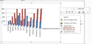 How To Create A 3 D Cylinder Chart In Your Excel Worksheet