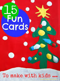 Christmas Crafts For Kids U2013 Happy HolidaysChristmas Card Craft For Children