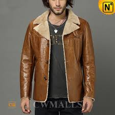 tan sheepskin jacket cw858348 cwmalls com