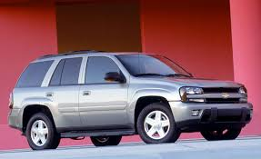 2008 Chevrolet TrailBlazer | Review | Reviews | Car and Driver