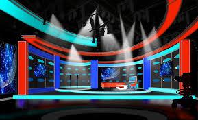 Tv Talk Show Stage Design Tv Stage Set For A Talk Show Tv Set Design Stage Design