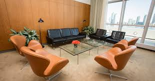 jacobsen furniture. Fritz Hansen Kits Out UN President\u0027s Office With Mid-century Danish Furniture Jacobsen R