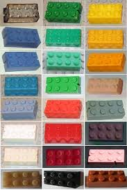 Lego Brick Colour Chart Lego Colour Chart Reference New Elementary A Lego Blog