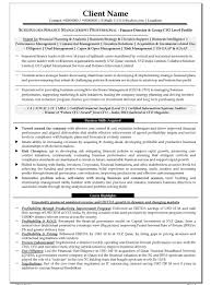 Cfo Resume Examples Inspiration Best Cfoesume Examples Financial Executive Templates Sample Pdf