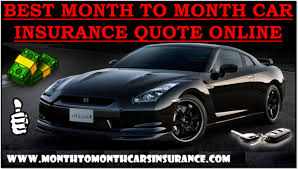 Auto Insurance Quotes Online Interesting Low Monthly Car Insurance With No Deposit And No Credit Check