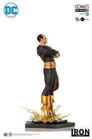 DC Comics Art Scale Statue 1 / 10 Black Adam by Ivan Rice 24 cm - herocity