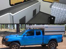 Shell Models - Four Wheel Campers   Low Profile, Light Weight, Pop ...
