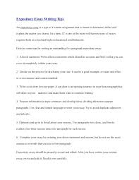 Thesis Essay Example Examples Of Expository Essay Topics Paragraph Essay Topics For High