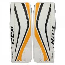 Ccm Leg Pad Sizing Chart Ccm Premier R1 5 Junior Goalie Leg Pads