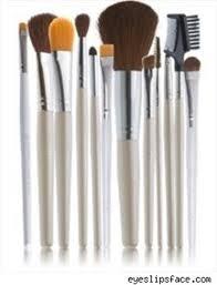 elf makeup brush set. e.l.f professional complete brush set - $12. elf makeup brushes elf