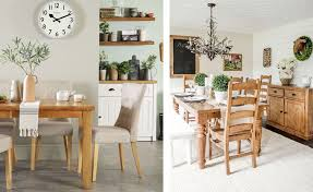 furniture style guide. Collage Of Wooden Dining Sets With Assorted Chairs. Furniture Choice Style Guide