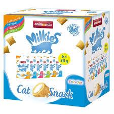 <b>Лакомство Animonda</b> Милкис подушечки для взрослых кошек ...