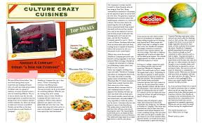 restaurant review examples restaurant review student samples composition as critical