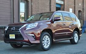 Review: 2014 Lexus GX 460 - The Truth About Cars