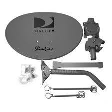 direct tv dish size amazon com directv slspf slimline slspf sl5s 5 satellite dish