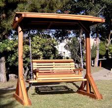 standing porch swing stand outdoor pergola stands yard swings outdoor swing frames wooden outdoor