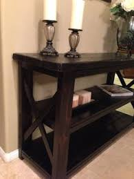 front entrance table. Custom Reclaimed Repurposed Wooden Entrance Table By WCSD On Etsy Front 7